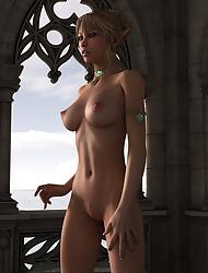 3D Manga Porn