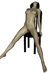 Nude Aristocracy In 3D