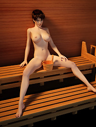 Nude Ladies Give 3D