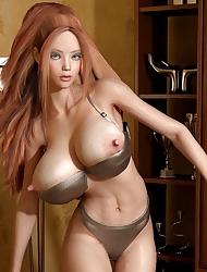 3D Anime Porn