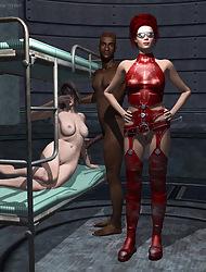 3d Naked Girls